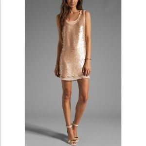 🎉HP🎉 Sequin Dress, Paper Crown for Anthropologie